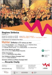 Ottava di Mahler